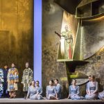 TURANDOT (title role) Tiroler Landestheater, 2015 Photo: Rupert Larl